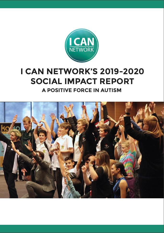 SOCIAL IMPACT REPORT 2019 - 2020